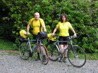 LEJOG cycle