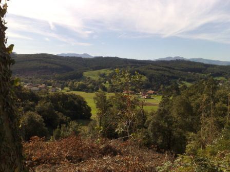 Santander countryside